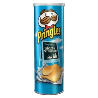 Pringles Pringles Salt and Vinegar