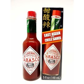 Tabasco Tabasco East Asian style Sweet and Spicy pepper Sauce