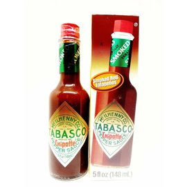 Tabasco Tabasco Smoked Red Jalapenos and chipotle pepper Sauce
