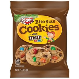 M&M's M&M's Bite Size Cookies 45gr