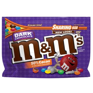 M&M's M&M's Dark Chocolate 286 gr