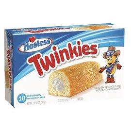 Hostess Hostess Twinkies Box 10 pcs