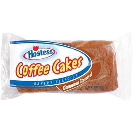 Hostess Hostess Coffee Cakes Cinnamon Streusel 82gr