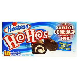 Hostess Hostess Ho Hos  Box 10 pcs