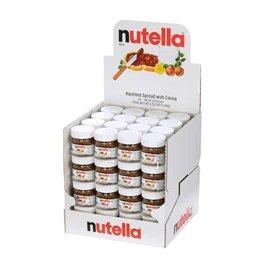 Ferrero Nutella Miniglas 25 gr 64 stuks (Op bestelling)