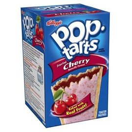 Kellogg's Frosted Cherry