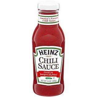 Heinz Heinz Chili sauce bottle 340 gr