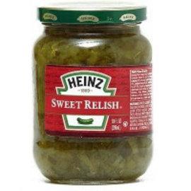 Heinz Heinz Sweet Relish jar 296 ml