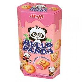Meiji Hello Panda Strawberry 60 gr.