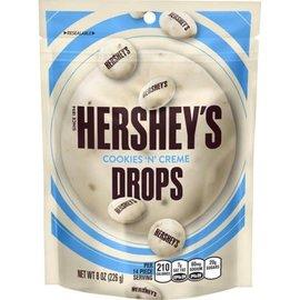 Hershey's Hersheys Cookies 'n Creme Drop 226gr