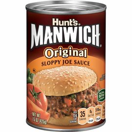 Hunt's Hunt's Manwich Sloppy Joe sauce 439 gr