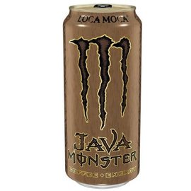 Monster Java Monster Loca Moca