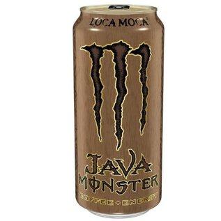 Monster Java Monster Loca Moca