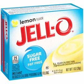 Jell-O Jell-O Lemon Sugar Free