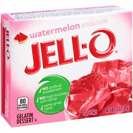 Jell-O Jell-O Watermelon