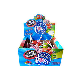 Jolly Rancher Jolly Rancher Lollipop (1 stuk)