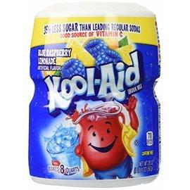 Kool-Aid Kool aid barrel ice blue raspberry lemonade drink mix 567 gr