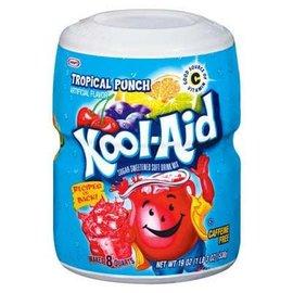 Kool-Aid Kool aid barrel tropical punch mix 538 gr