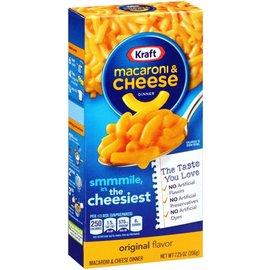 Kraft Kraft Macaroni & Cheese
