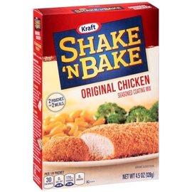 Kraft Kraft Shake'n Bake chicken 128gr