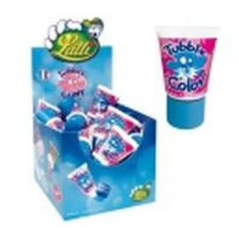 Lutti Lutti Tubble Gum Tongue Painter 35 gr