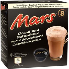 Mars Inc. Mars Hot Chocolate 8 Pods 136 gr