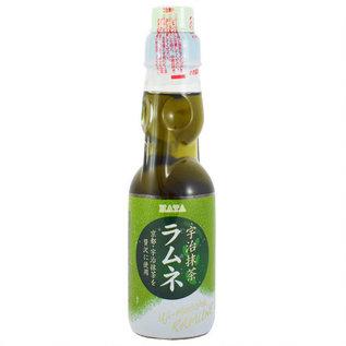Sangaria Matcha Ramune Soda 200ml