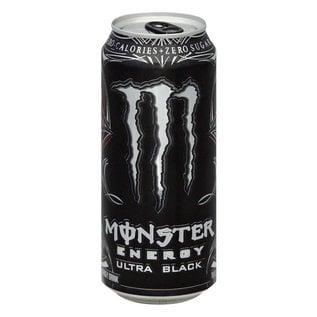 Monster Monster Energy Ultra Black