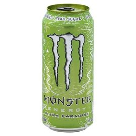 Monster PREORDER: Monster Energy Ultra Paradise 473ml