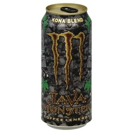 Monster PREORDER: Java Monster Kona Blend 443 ml