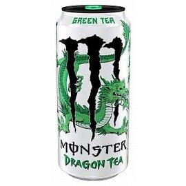 Monster Monster Dragon Tea Green Tea 473 ml