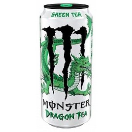 Monster PREORDER: Monster Dragon Tea Green Tea 473 ml
