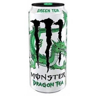 Monster PREORDER: Monster Dragon Tea Green Tea 473 ml