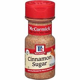 McCormick McCormick's Cinnamon sugar 102gr