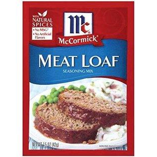 McCormick McCormick's Meat Loaf seasoning mix 42 gr