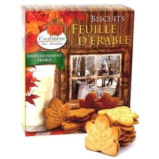 Maple Leaf Creme Cookie