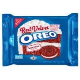 Nabisco Nabisco Oreo Red Verlvet Sandwich Cookies