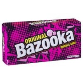 Bazooka Bazooka bubblegum original 113 gr
