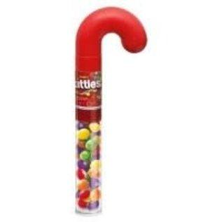 Skittles Skittles original filled candy cane
