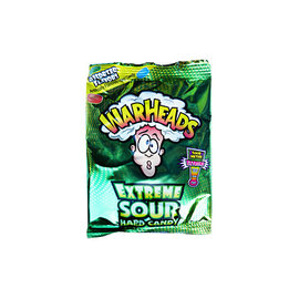 Warheads Warheads Extreme Sour Hard Candy 28 gr