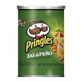 Pringles Jalapeño Pringles Grab & Go