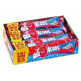 Airheads Airheads Blue Raspberry & Cherry 2-in-1 Big Bar
