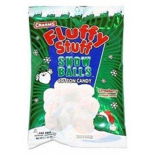 Fluff Charms Fluffy Stuff Snow Balls Cotton Candy 60 gr