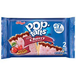 Kellogg's Frosted Cherry Pop-Tarts 2 pack