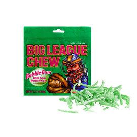 Big League Big League Chew Bubble Gum Watermelon 60 gr