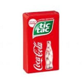 Tic Tac Tic Tac Coca Cola 49 gr.