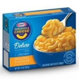 Kraft Kraft Macaroni & cheese Deluxe 397 gr