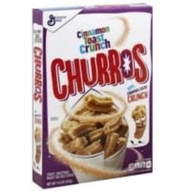 General Mills General Mills Cinnamon Toast Crunch Churros cereal