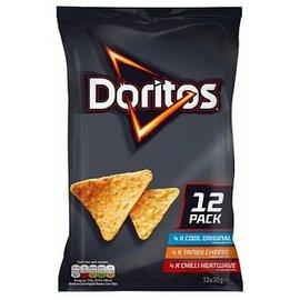 Doritos Doritos Variety 12 pack 12x30g