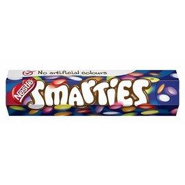 Nestle Smarties tube 38 gr